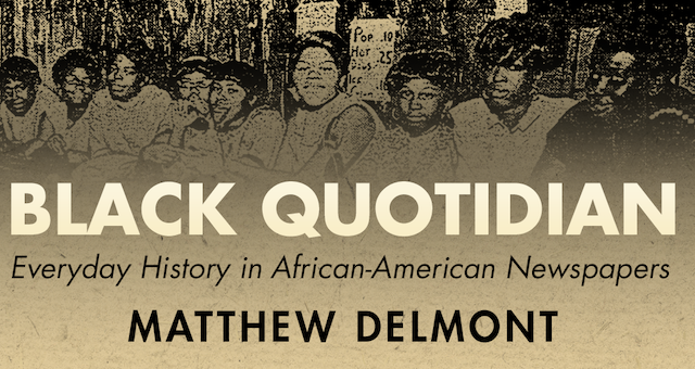 Black Quotidian cover image